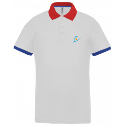 Polo maille piquée Performance homme