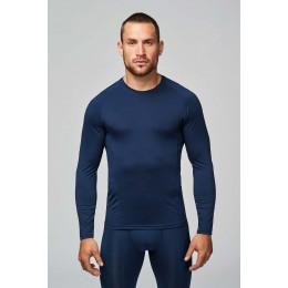 T-Shirt Sport Double Peau Unisexe manches longues